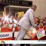 Al Roker and Ryan Gosling Attempt Dirty Dancing … with Each Other? (Video)
