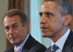 Speaker Boehner and Pres. Obama