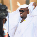Video: Cee Lo Braves Unbearable Heat for 'Today' Performance