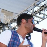 Photos & Audio: Eric Benet & Mike Phillips Thrill Crowd at Jazz Fest West!