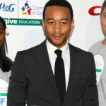 John Legend Promotes Education