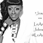 Le'Andria Johnson's 'Jesus' Worth the Wait
