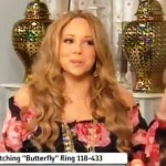 Video: Mariah Carey Dishes about Pregnancy in HSN Appearance