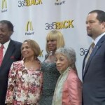 Mary J. Blige Tops List of Honorees at McDonald's 2011 365Black Awards
