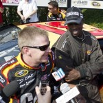 Chad Ochocinco Turns to NASCAR