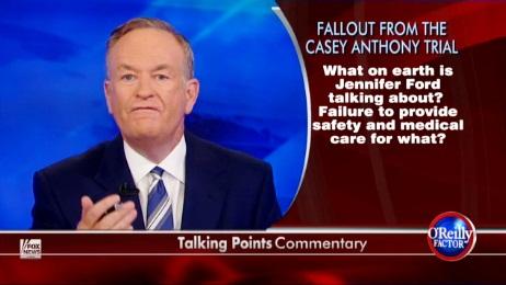 Reilly Factor on Reilly Factor