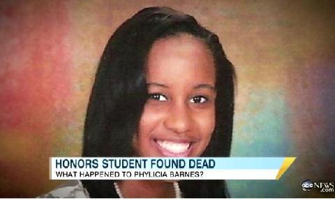 Phylicia Barnes' Case Still Open, FBI Calls for All Online ...