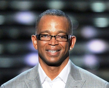 ESPN sportscaster Stuart Scott turns 46 today