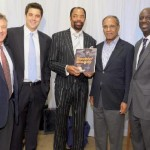 Audrey's Society Whirl: Ralph Lauren Center for Cancer Care & Prevention Hosts Book Party for B-ball Legend Walt 'Clyde' Frazier