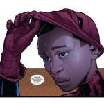 Bi-Racial Spiderman Debuts Today