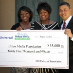Urban Media Foundation Receives $35,000 Grant from NBCUniversal