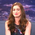 Anne Hathaway Tries to Channel Lil Wayne on 'Conan'