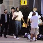 Kwame Kilpatrick is Free: Now Skinny Ex-Detroit Mayor Leaves Lockdown