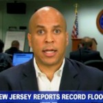 Cory Booker on Irene Hype: 'I've Got 99 Problems and That's Not One'