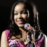 Dionne Bromfield (Amy Winehouse's Goddaughter) Performs at British festival