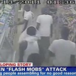 Video: Black Teen 'Flash Mob' Rips Off Maryland 7-Eleven