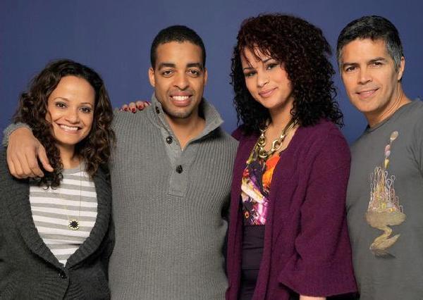 Judy Reyes, Rashaad Ernesto Green Harmony Santana & Esai Morales