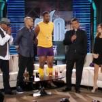 Video: Arsenio, Longoria, Lakers Help George Lopez Say Goodbye