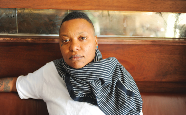 Bassist-singer Me'Shell NdegeOcello is 48