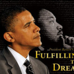 Earl Ofari Hutchinson: President Obama Still Can Seize King's Racial Dream High Ground