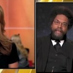 Video: Smiley & West Spar with CNN's Carol Costello About Poverty