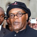 Samuel L. Jackson Stunned During Visit to African Village
