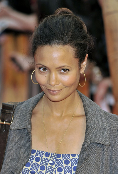 Actress Thandie Newton is 41 today