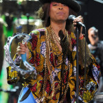 Erykah Badu Rocks UNCF Stage and Denies Romance with D.O.C.