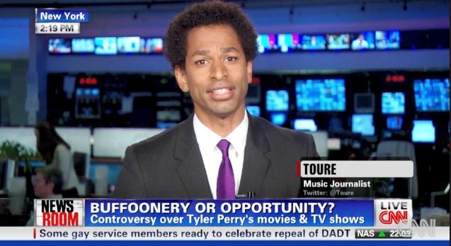 Toure on CNN