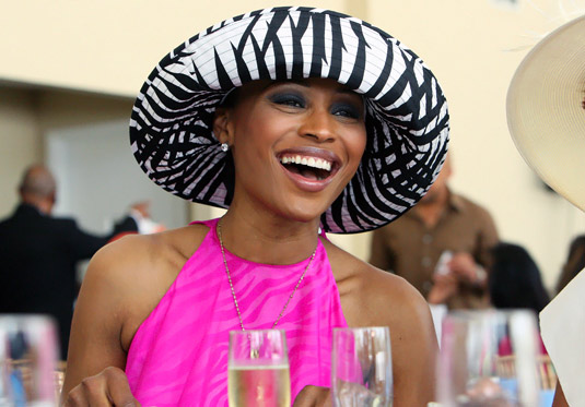 Cynthia Bailey of Bravo's Real Housewives of Atlanta