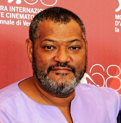 "Laurence Fishburne at a ""Contagion"" photocall during the 68th Venice International Film Festival. (September 4, 2011"