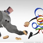 Google Steers Campaign Spending Toward Republicans
