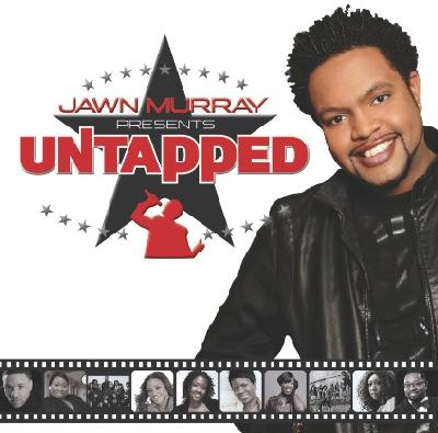 jawn murray untapped cd cover