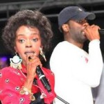 Lauryn Hill and Former Fugees Bandmate Pras Light Up NYC Stage
