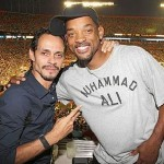 Photos: Will Smith and Marc Anthony in Miami; Bey-Jay at US Open