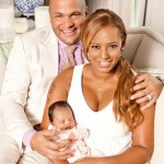 Photo: Mel B Shows Off New Baby Girl