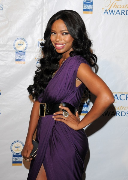 Niecy Nash Family Tragedy Photos: 2011 NAACP The...