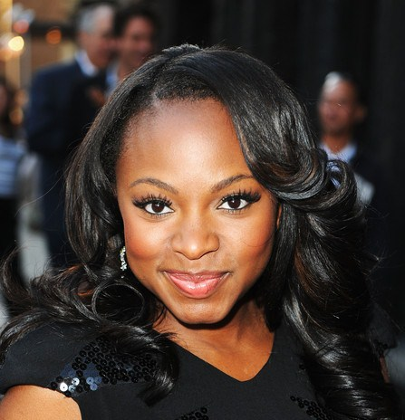 Singer-actress Naturi Naughton is 32