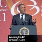 Obama to CBC Crowd: 'Stop Complainin' and Follow Me (Video)