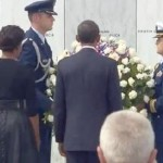 9/11 Ceremony (Watch): The Obamas Lay Wreath at Flight 93 Memorial