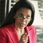 Penny Johnson Jerald on Storming ABC's 'Castle' – Literally