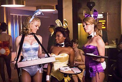 (L-R) Amber Heard as Maureen, Naturi Naughton as Brenda, Leah Renee as Alice
