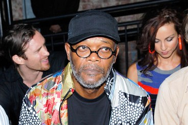 Samuel L. Jackson attends the Y-3 Spring/Summer 2012 fashion show during Mercedes-Benz Fashion Week at 82 Mercer on September 11, 2011 in New York City.