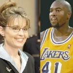 Juicy Tell-All Alleges Sarah Palin Tryst with Ex-NBAer Glenn Rice