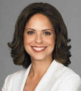 CNN's Soledad O'Brien turns 45 today.