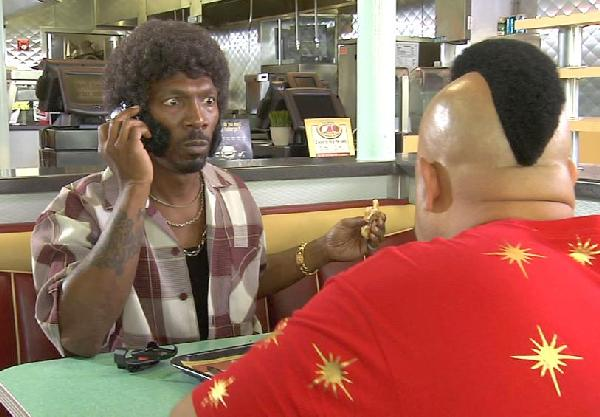 Charlie Murphy in 'The Cookout 2'