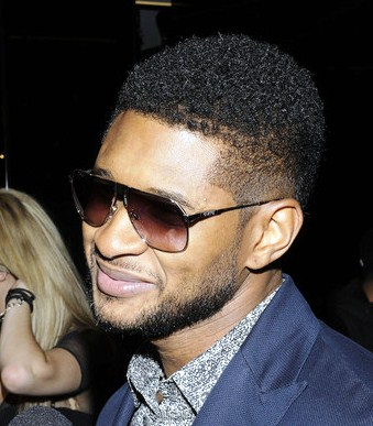 Usher attends the Dolce & Gabbana Boutique on Sept. 8, 2011 in New York City.