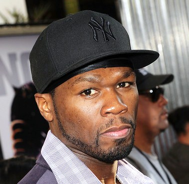 "Curtis '50 Cent' Jackson attends the ""Real Steel"" Los Angeles Premiere at Gibson Amphitheatre on Oct. 2, 2011 in Universal City, California."
