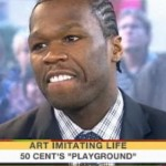 Video: 50 Cent Talks about Being a Teen Bully on 'Today'