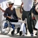 Halle Berry Broke Foot Chasing after Nahla; Goat